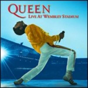 Film Queen. Live at Wembley