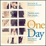 Cover CD Colonna sonora One Day