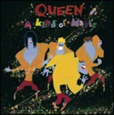 CD A Kind of Magic Queen