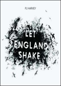 PJ Harvey. Let England Shake<span>.</span> Edizione limitata - DVD