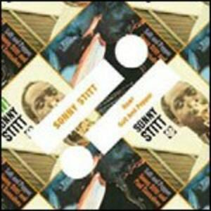 Now! - Salt & Pepper - CD Audio di Sonny Stitt