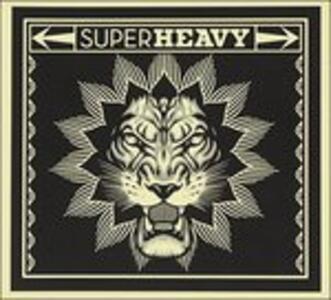 Superheavy - CD Audio di SuperHeavy