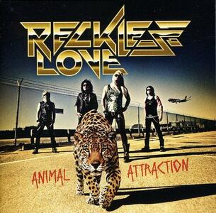 Animal Attraction - CD Audio di Reckless Love