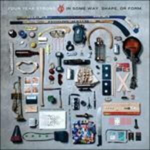 In Some Way Shape or Form - CD Audio di Four Year Strong