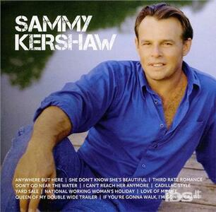 Icon - CD Audio di Sammy Kershaw