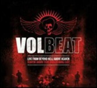 Live from Beyond Hell-Above Heaven - Vinile LP di Volbeat