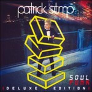 Soul Punk - CD Audio di Patrick Stump