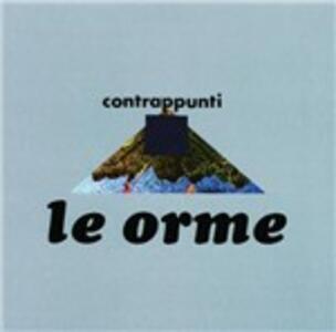 Contrappunti - Vinile LP di Orme