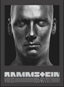 Rammstein. Videos 1995 - 2012 (3 DVD) - DVD