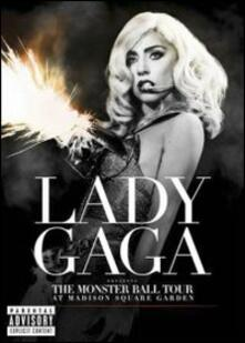 Lady Gaga Presents: The Monster Ball Tour At Madison Square Garden - Blu-ray