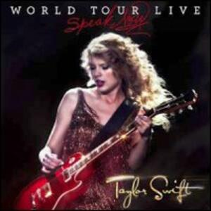 Taylor Swift. Speak Now World Tour Live - DVD