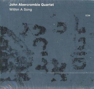 Within a Song - CD Audio di John Abercrombie