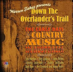 Down the Overlanders - CD Audio