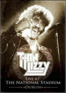Film Thin Lizzy. Live At the National Stadium Dublin