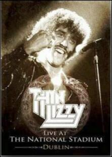Thin Lizzy. Live At the National Stadium Dublin - DVD