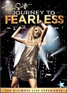 Taylor Swift. Journey To Fearless - DVD