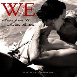 Foto Cover di W.E., CD di Abel Korzeniowski, prodotto da Interscope