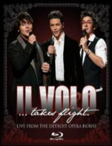 Il Volo. Takes Flight - Blu-ray