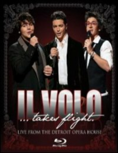 Film Il Volo. Takes Flight