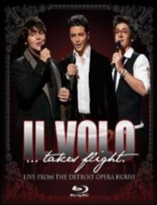 Il Volo. Takes Flight - Blu-ray