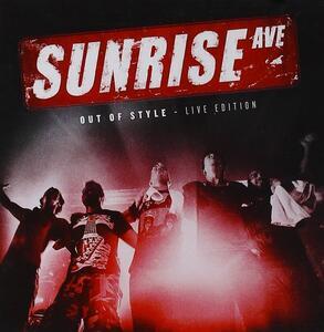 Out of Style - CD Audio di Sunrise Avenue