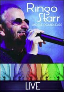 Ringo Starr. Ringo and the Roundheads. Live - DVD