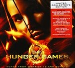 Cover CD Colonna sonora Hunger Games