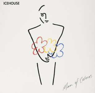 Man of Colours - Vinile LP di Icehouse