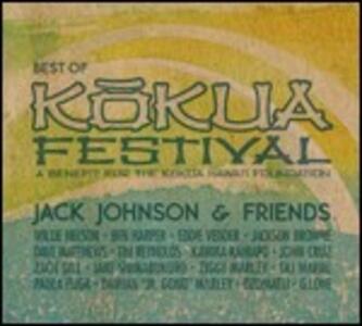 Jack Johnson & Friends. Live at Kokua Festival - CD Audio di Jack Johnson