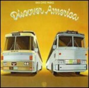 Discover America - Vinile LP di Van Dyke Parks