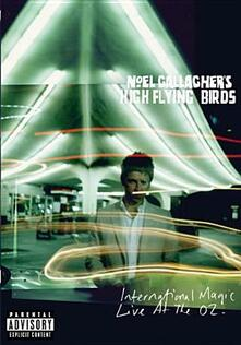 Noel Gallagher's High Flying Birds. International Magic Live At The O2 (2 DVD) - DVD