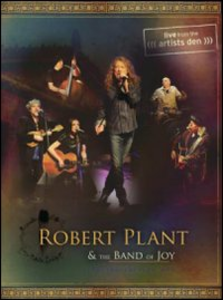 Film Robert Plant. Live Fron The Artist's Den