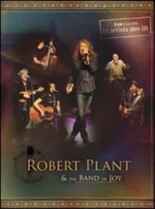 Robert Plant. Live Fron The Artist's Den - Blu-ray