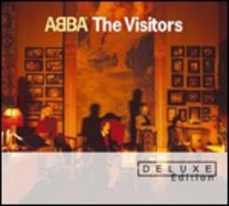 The Visitors - CD Audio + DVD di ABBA