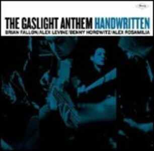 CD Handwritten di Gaslight Anthem