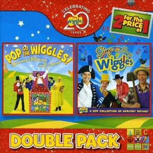 Pop Go-Sing A Song - CD Audio di Wiggles