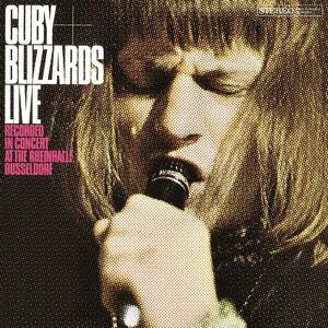 Live - Vinile LP di Cuby + Blizzards