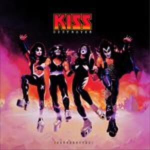 Destroyer. Resurrected! - Vinile LP di Kiss