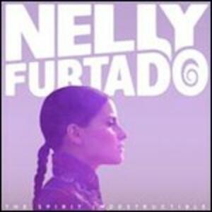 The Spirit Indestructible - CD Audio di Nelly Furtado