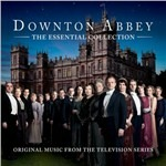 Cover CD Downton Abbey