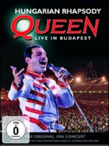 Film Queen. Hungarian Rhapsody. Live in Budapest