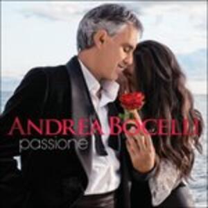 Passione - CD Audio di Andrea Bocelli
