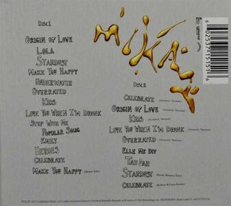 Origin of Love - CD Audio di Mika - 2