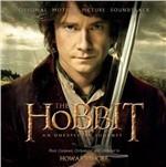 Cover della colonna sonora del film Lo Hobbit - Un viaggio inaspettatov
