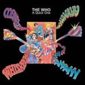 A Quick One - Vinile LP di Who