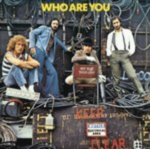 Who Are You - Vinile LP di Who