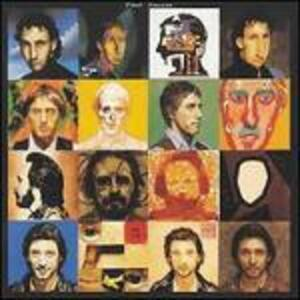 Face Dances - Vinile LP di Who