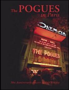 The Pogues in Paris. 30th Anniversary Concert at the Olympia - Blu-ray