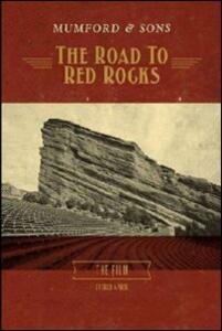 Mumford & Sons. The Road To Red Rocks - Blu-ray
