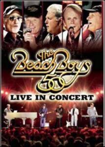 The Beach Boys. Live in Concert (2 DVD) - DVD